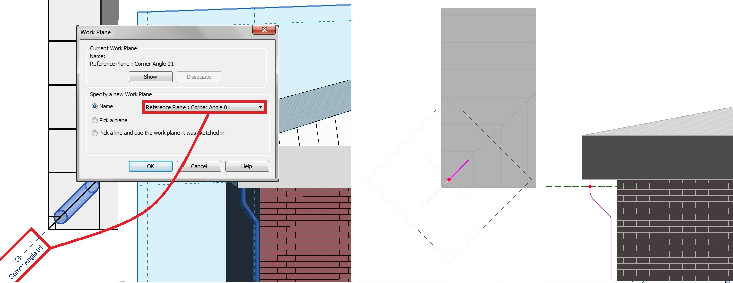 Revit Modelling - typical application